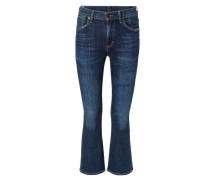 Straight Leg Jeans 'Fleedwood' Dunkelblau