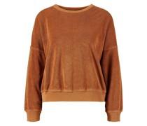 Baumwoll-Sweatshirt 'Teammate'