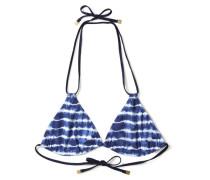 Bikini 'Tie Dye' Blau/Multi