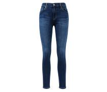 Skinny Jeans 'Farrah' Dunkelblau