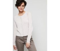 Cashmere-Cardigan Marble