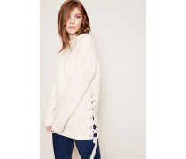 Wollpullover 'Lace up Sweater' Prestine