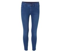 Skinny-Jeans 'Ankle Grazer' Blau