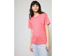 T-Shirt 'Nash Face' Neon Pink