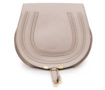 Umhängetasche 'Marcie Saddle Large' Cashmere Grey