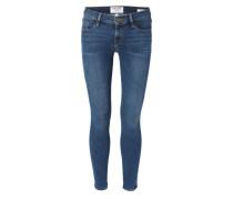 Skinny Jeans 'Le Skinny De Jeanne' Mittelblau