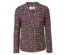 Tweed-Blazer Multi