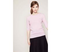 Cahmere-Shirt 'Lynn' Rosa