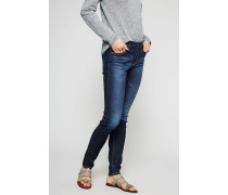 Super Skinny Jeans 'The Legging' Dunkelblau