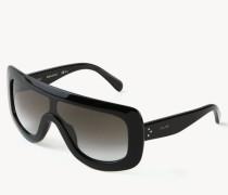 Sonnenbrille 'Adele' Schwarz