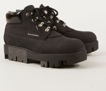 Ankle Boots 'Tinne' Schwarz
