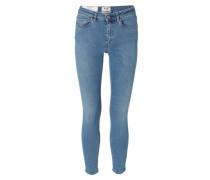 Jeans 'Skin 5 Mid Vintage' Blau