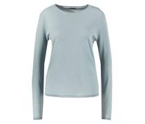 Cashmere-Pullover 'Rosanna' mit Rundhalsausschnitt Aqua