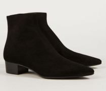 Ankle Boots 'Ambra' Schwarz
