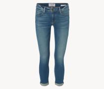 Cropped Jeans 'Le Garcon' Blau