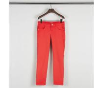 Jeans 'Liu Seam' Tomate