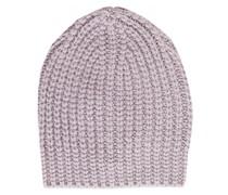 Cashmere-Mütze 'Adea' Flieder