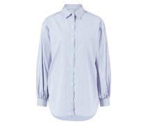 Baumwoll-Hemd 'Emma' mit Streifenmuster