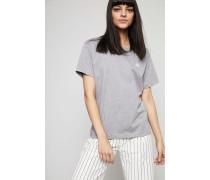 T-Shirt 'Nash Face' Light Grey