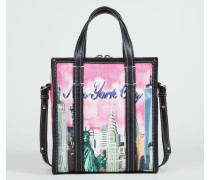 Shopper 'Bazar XS' Pink/Multi
