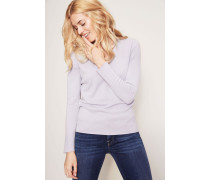 Leichter Pullover Hellblau