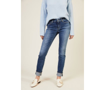 Skinny-Jeans 'Parla' Hellblau