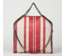 Shopper 'Falabella 3 Chain' Red Canvas