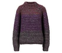 Alpaka-Seiden Pullover 'Vanya' Violett