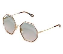 Sonnenbrille 'Poppy' /Gold