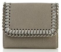Kleines Portemonnaie 'Small Flap' Grau