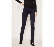 Jeans 'The Prima Mid Rise Cigarette' Dunkelblau