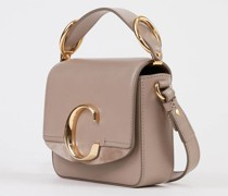 Handtasche ' C Square Mini' Motty Grey