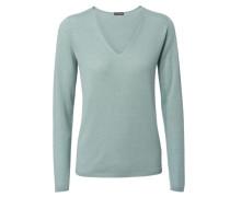Cashmere-Pullover 'Roxbury' Jadegrün