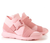Sneaker 'High Top Sneaker' Pink