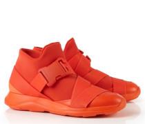 Sneaker 'High Top Sneaker' Flame Red