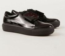 Sneaker 'Adriana Patent' Schwarz