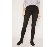 Jeans 'Highrise Legging' Washed Black