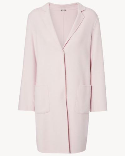 mabrun damen leichter wollmantel 39 arol manta 39 rosa reduziert. Black Bedroom Furniture Sets. Home Design Ideas