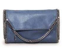 Handtasche 'Mini Falabella' Feather Blue