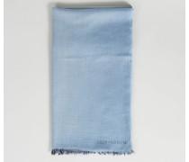 Cashmere Tuch 'Zoe' Navy/Dust