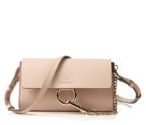 Schultertasche 'Faye' Wallet Cement Pink