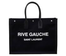 Shopper 'Rive Gauche' aus Canvas