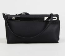 Schultertasche 'Miss Bag Small' Black