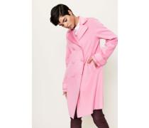 Doubleface-Mantel 'Graciella' Pink
