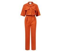Overall 'Paige' Orange