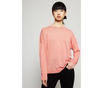 Klassischer Pullover 'Karel' Old Pink