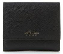 Kleines Portemonnaie Schwarz