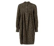 Kleid 'Farina' Grau/