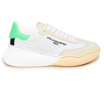 Sneaker 'Runner Loop' Beige/Multi