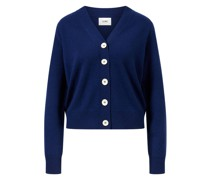 Baby-Cashmere-Cardigan Deep Sea